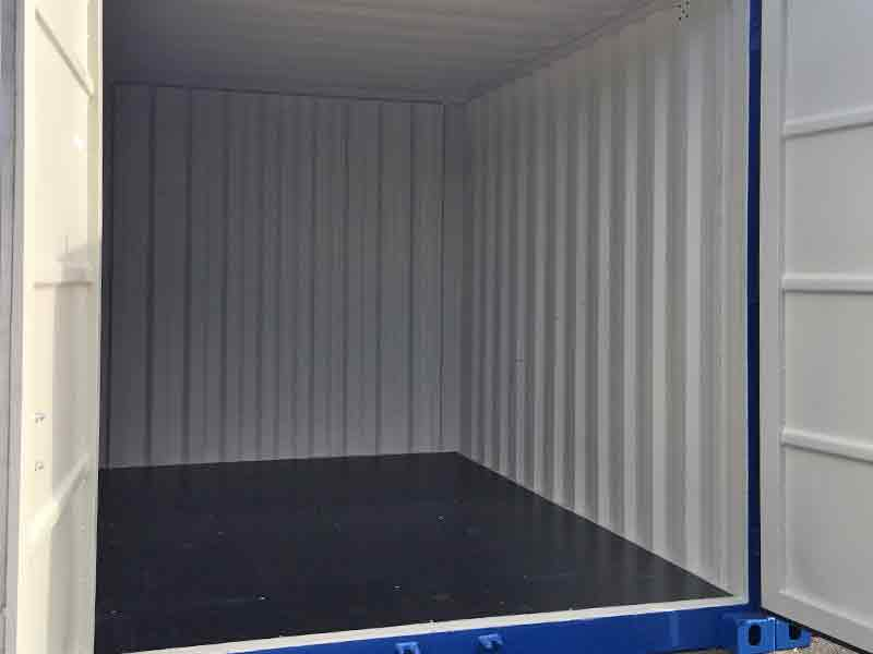 Self Storage Plymouth container